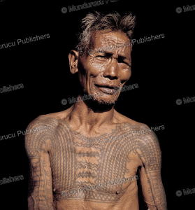 philippine native lumatac with tattoos, david howard