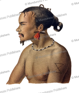Man of Kosrae, Jules Louis Lejeune, 1823 | Photos and Images | Travel