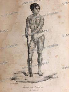 Chief Tamor of Tinian, Mariana Islands, Van den Kerckhove, 1830 | Photos and Images | Travel