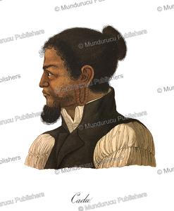 Cadu, a native of the Caroline Islands, Ludwig Choris, 1826 | Photos and Images | Travel