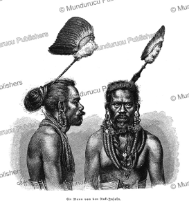 Man of Chuuk Island, Friedrich Ratzel, 1894   Photos and Images   Travel