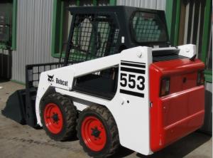 bobcat 553 skid steer loader service repair workshop manual download ( s/n 520311001 & above, s/n 520411001 & above )