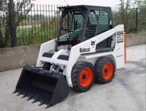 bobcat 553 skid steer loader service repair workshop manual download ( s/n 528011001 & above, s/n 528111001 & above )