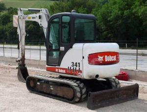 bobcat 337 341 mini excavator service repair workshop manual download ( s/n 234611001 & above, s/n 234711001 & above )
