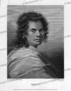 Omai, Tahiti, William Hodges, 1777 | Photos and Images | Travel