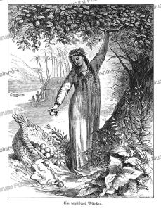 tahitian beauty, 1873
