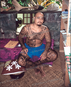 Modern tattooist of Tahiti, Gilles Frenken | Photos and Images | Travel