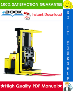 Hyster Challenger H2.00XL (H40XL), H2.50XL (H50XL), H3.00XL (H60XL) [A177] Forklift Trucks Parts Manual | eBooks | Technical