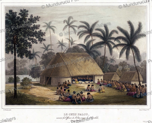 Chief Palou of Tonga, Louis Auguste de Sainson, 1833 | Photos and Images | Travel
