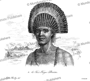Chief Paulamo of Tonga, Jules Boilly, 1839 | Photos and Images | Travel