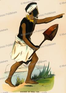 Warrior of Tonga Island, 1820 | Photos and Images | Travel