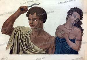 natives of tonga, carlo bottigella, 1816