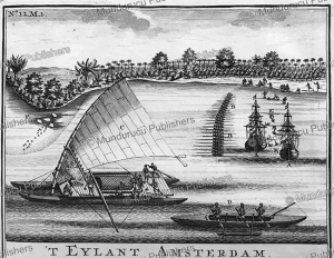 the island amsterdam, now tongatapu, f. ottens, 1726