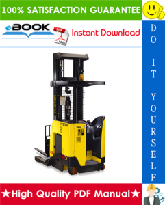 Hyster N30FR (A217) Narrow Aisle Single Reach Lift Truck Parts Manual | eBooks | Technical