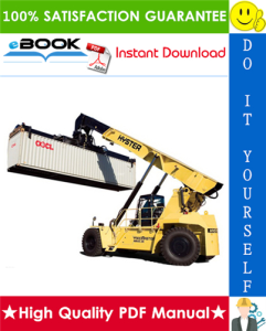 Hyster HR45-25, HR45-31, HR45-36L, HR45-40LS, HR45-40S (A227) Yardmaster Diesel Container Handler Parts Manual | eBooks | Technical