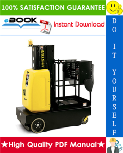 Hyster AP20Z (A254) Aerial Work Platform Parts Manual | eBooks | Technical
