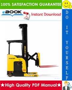 Hyster N30XMXDR, N45XMXR (A264) Electric Lift Truck Parts Manual | eBooks | Technical