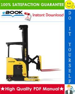Hyster N35ZRS, N40ZRS, N30ZDRS (A265) Lift Trucks Parts Manual | eBooks | Technical