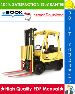 Hyster S50CT (A267) Lift Truck Parts Manual | eBooks | Technical