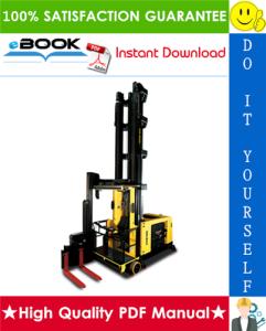 Hyster C1.0, C1.3, V30XMU (A463) Man-Up Turret Trucks Parts Manual | eBooks | Technical