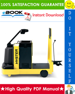Hyster T7Z (A477) Electric Tow Tractors Parts Manual | eBooks | Technical