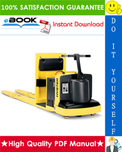 Hyster C60Z (A478) Center Rider Pallet Trucks Parts Manual | eBooks | Technical
