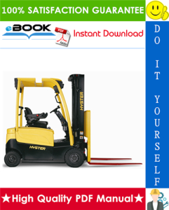 Hyster J30XN, J35XN, J40XN (A935) 4-Wheel Electric Forklifts Parts Manual | eBooks | Technical