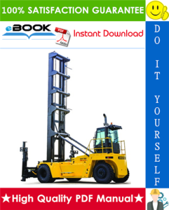 hyster h400hd-ec, h440hds-ec, h450hd-ec, h450hds-ec, h500hd-ec (b214) high-capacity forklift trucks parts manual