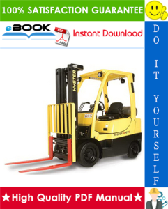 Hyster H50CT (B274) Internal Combustion Cushion Tire Lift Trucks Parts Manual | eBooks | Technical