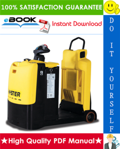 Hyster T5ZAC (B476) Electric Tow Tractor Parts Manual | eBooks | Technical