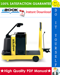 Hyster T7ZAC (B477) Electric Tow Tractor Parts Manual | eBooks | Technical
