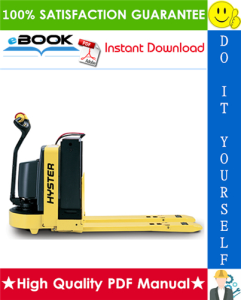 Hyster C80ZAC (B479) Center Rider Pallet Truck Parts Manual | eBooks | Technical