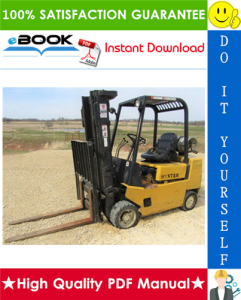 Hyster Spacesaver S40XL, S50XL, S60XL (C187) Forklift Trucks Parts Manual | eBooks | Technical