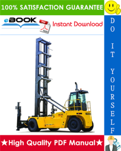 Hyster H400HD-EC, H450HD-EC, H450HDS-EC, H500HD-EC (C214) High-Capacity Forklift Trucks Parts Manual | eBooks | Technical