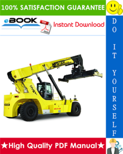 Hyster YardMaster HR45-25, HR45-27, HR43-31, HR45-40S, HR45-36L, HR45-40LS, HR45H, HR45LSX (C227) Container Handlers Parts Manual | eBooks | Technical