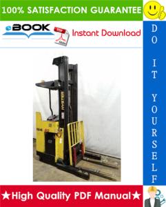 Hyster N25XMDR3, N30XMR3, N40XMR3 (C470) Electric Forklift Parts Manual | eBooks | Technical