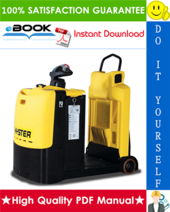 Hyster T5ZAC (C476) Electric Tow Tractor Parts Manual | eBooks | Technical