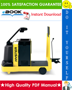 Hyster T7ZAC (C477) Electric Tow Tractor Parts Manual | eBooks | Technical