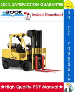 Hyster SPACESAVER S3.50XL (S70XL), S4.00XL (S80XL), S4.50XL (S100XL), S5.00XL (S110XL), S5.50XLS (S120XLS), S5.50XL (S120XL) Forklift Trucks Parts Manual (D004) | eBooks | Technical