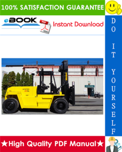 Hyster Challenger H300XL, H330XL, H360XL, H330XL-EC, H360XL-EC (C019) Forklift Trucks Parts Manual | eBooks | Technical