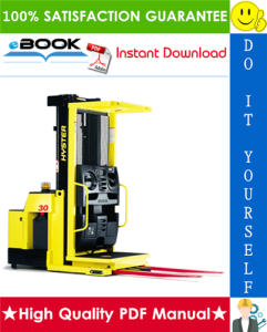Hyster R30XMS2 (D174) Electric Narrow Aisle Order Picker Parts Manual | eBooks | Technical