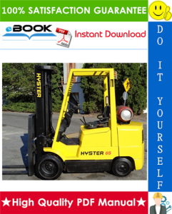 Hyster Spacesaver S40XM, S45XM, S50XM, S55XM, S60XM, S65XM (D187) Forklift Trucks Parts Manual | eBooks | Technical