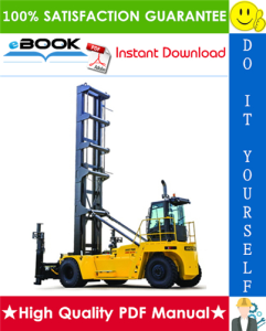 hyster h450hd-ec, h500hd-ec (d214) high-capacity forklift trucks parts manual