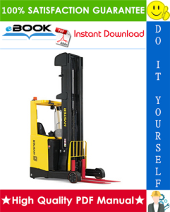 Hyster R1.4, R1.6, R1.6HD, R1.6N, R2.0, R2.0HD, R2.5 (D435) Electric Reach Trucks Parts Manual | eBooks | Technical