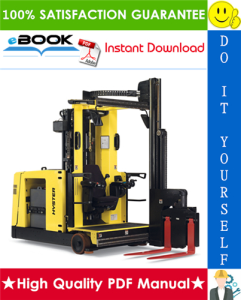 Hyster V30ZMD (E210) Electric Narrow Aisle Forklift Parts Manual | eBooks | Technical