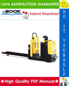 Hyster LO2.0, LO2.5, LO2.0S, LO1.0F, LO5.0T, LO7.0T (E444) Low Level Order Pickers Parts Manual | eBooks | Technical