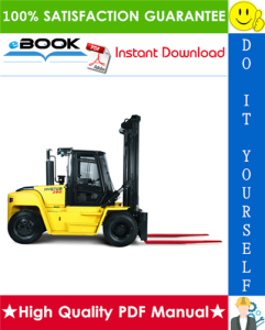 Hyster Challenger H300HD, H330HD, H350HD, H360HD-EC (F019) Forklift Trucks Parts Manual | eBooks | Technical