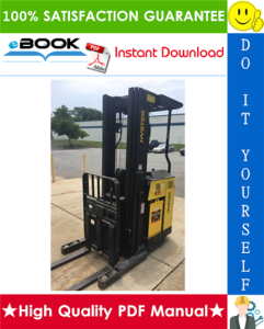 Hyster N30XMDR2, N45XMR2 (F138) Electric Narrow Aisle Single Reach Lift Trucks Parts Manual | eBooks | Technical