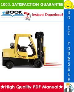 Hyster Fortis S80FT, S100FT, S120FT, S80FTBCS, S100FTBCS, S120FTS, S120FTPRS (G004) 4-Wheel Cushion Tire Lift Trucks Parts Manual | eBooks | Technical