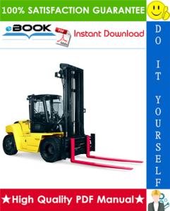 Hyster H300HD2, H330HD2, H360HD2, H360HD2-EC (H019) Forklift Trucks Parts Manual | eBooks | Technical